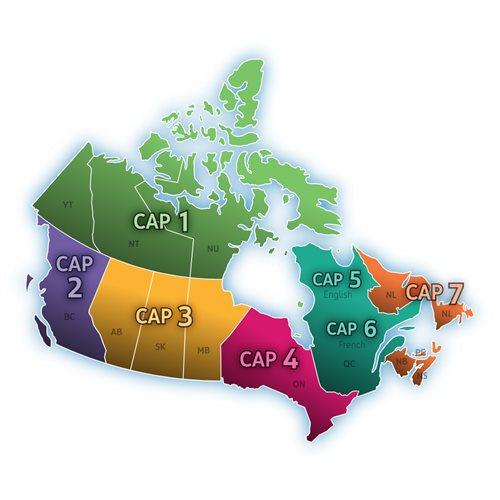 CAP 1 : Yukon, Territoires du Nord-Ouest, Nunavut