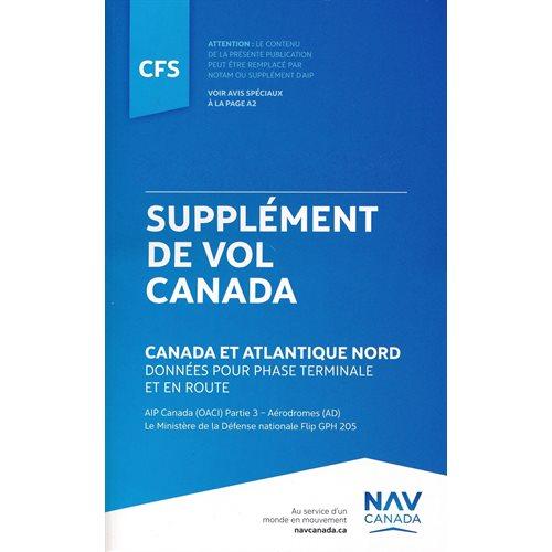 Supplément de vol Québec - Clearance