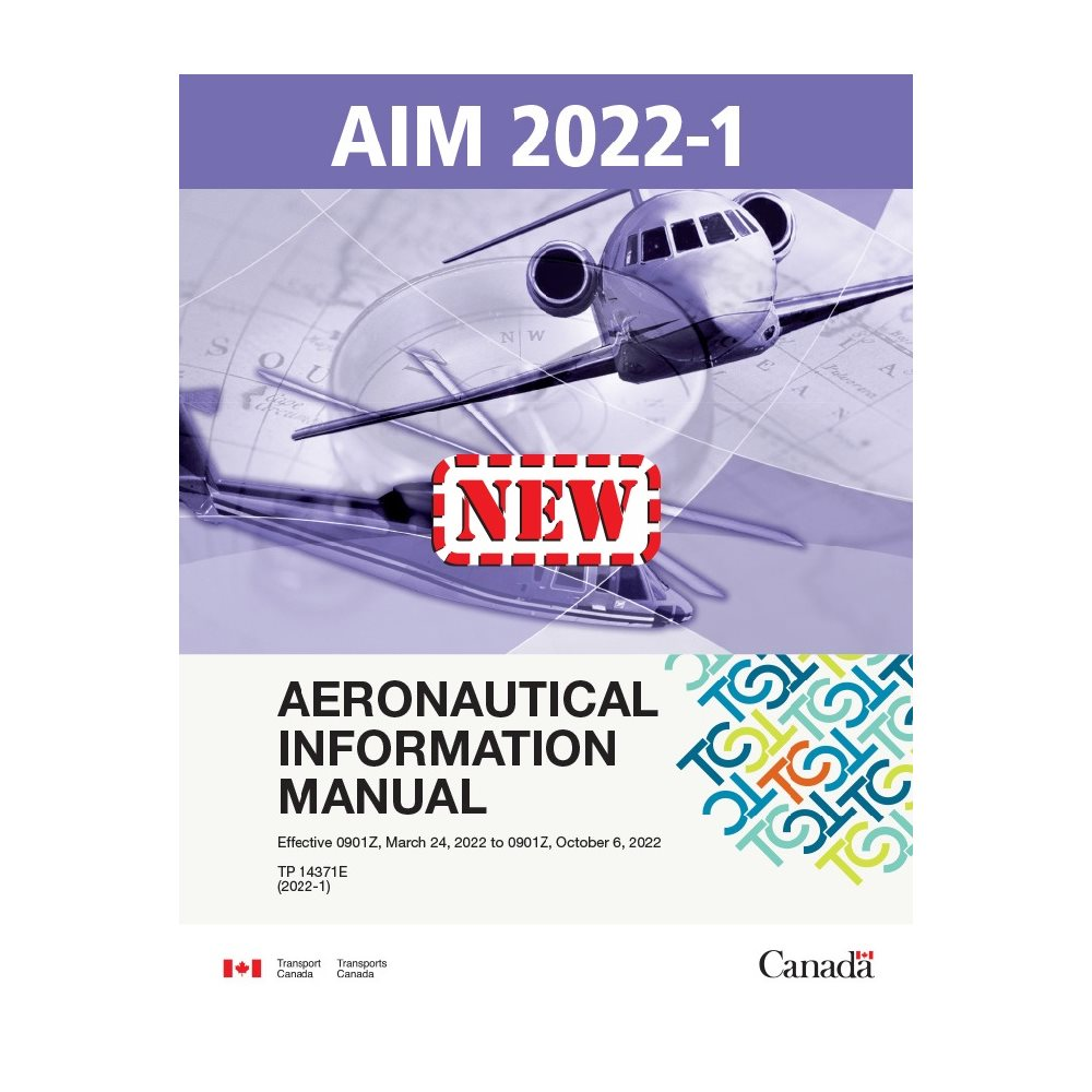 Aeronautical Information Manual  - AIM 2019 - 2