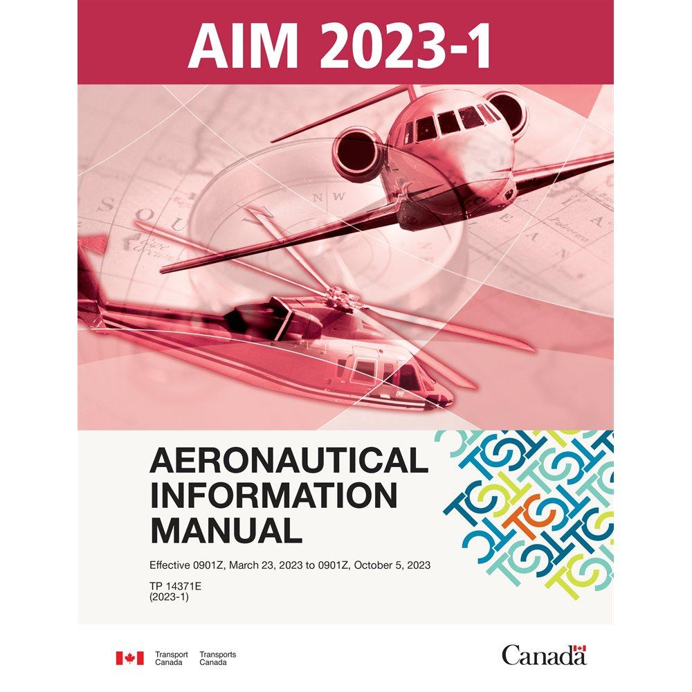 Aeronautical Information Manual - AIM 2019 - 2