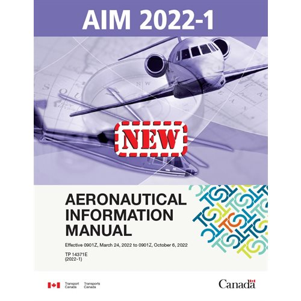 Aeronautical Information Manual - AIM 2018 - 2