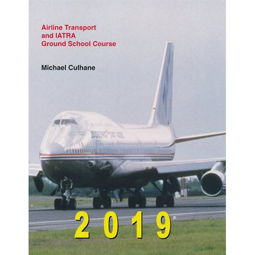 Culhane Airline Transport Ground School Course