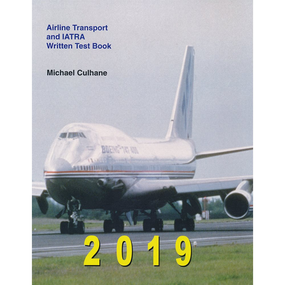 Culhane Airline Transport Written Test Book