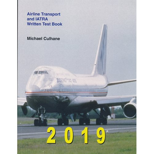 Culhane Airline Transport Test Book 2018 - Clearance