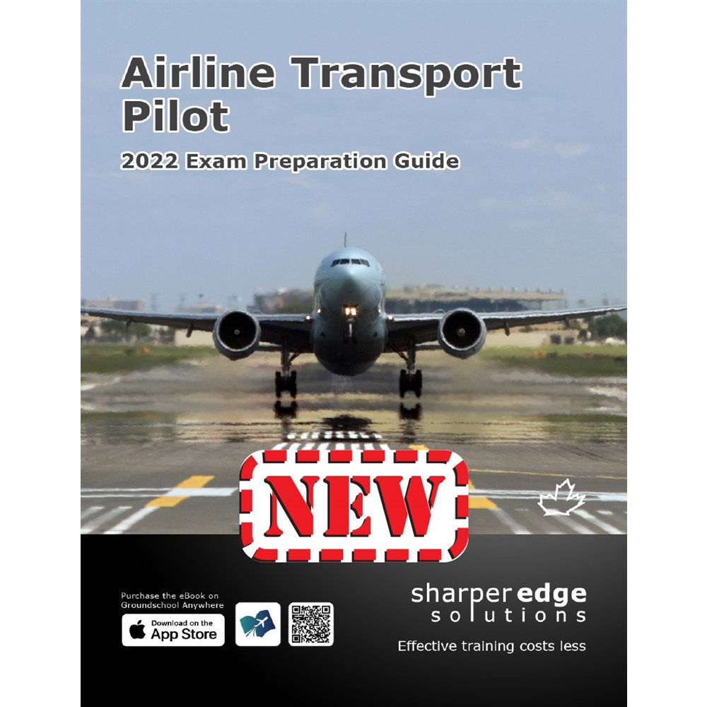 ATPL Pilot Exam Prep Guide 2020 - SharperEdge