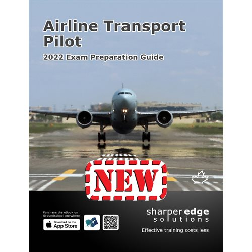 Airline Transport Pilot Exam Prep Guide 2020 - SharperEdge