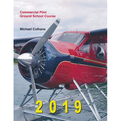 Culhane Commercial Pilot Ground School Course