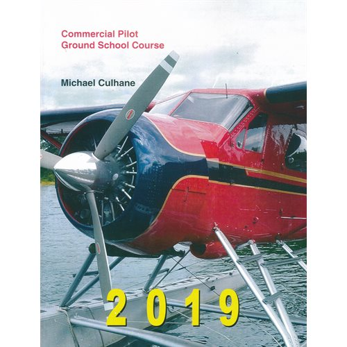 Culhane Commercial Pilot Ground School 2018 - Clearance