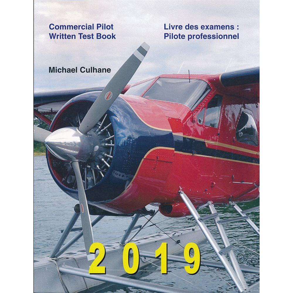 2a748178299 Culhane Commercial Pilot Written Test Book