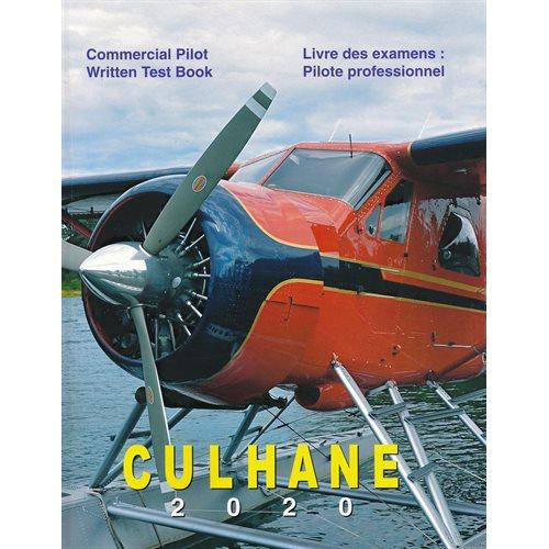 Commercial Pilot Written Test Book  2020 - Culhane