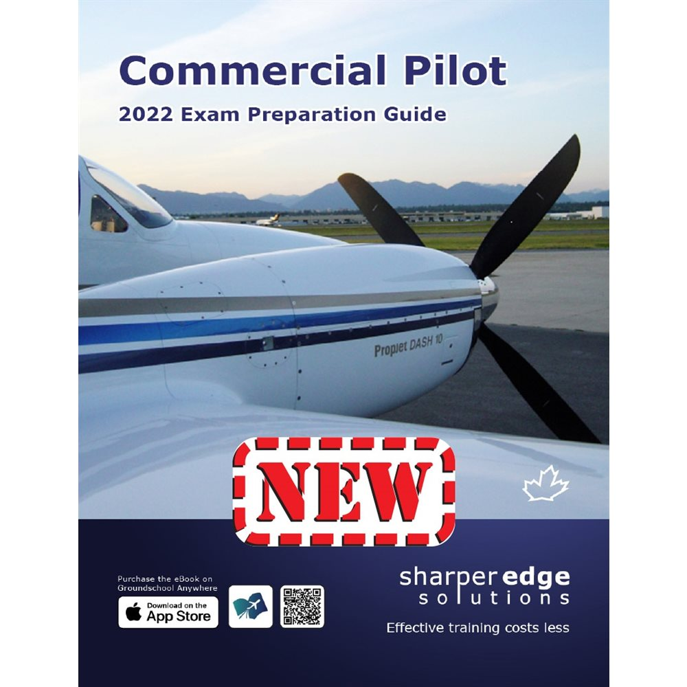Commercial Pilot Written Exam Prep. Guide 2018