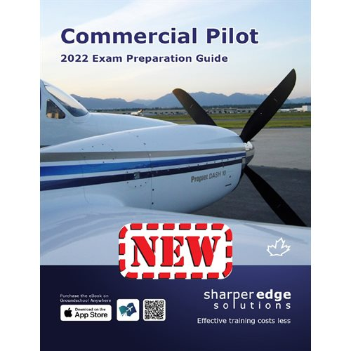 Commercial Pilot Written Exam Prep. Guide 2019