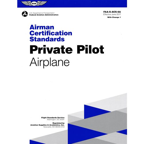 Airman Certification Standards: Private Pilot Airplane - Clearance