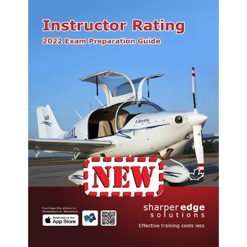 Instructor Rating Exam Prep Guide - 2018