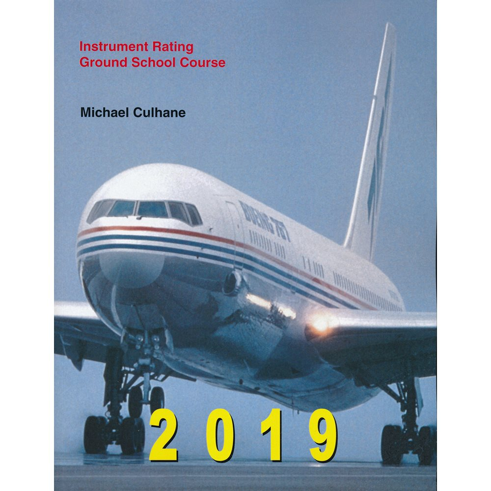 Culhane Instrument Rating Ground School Course