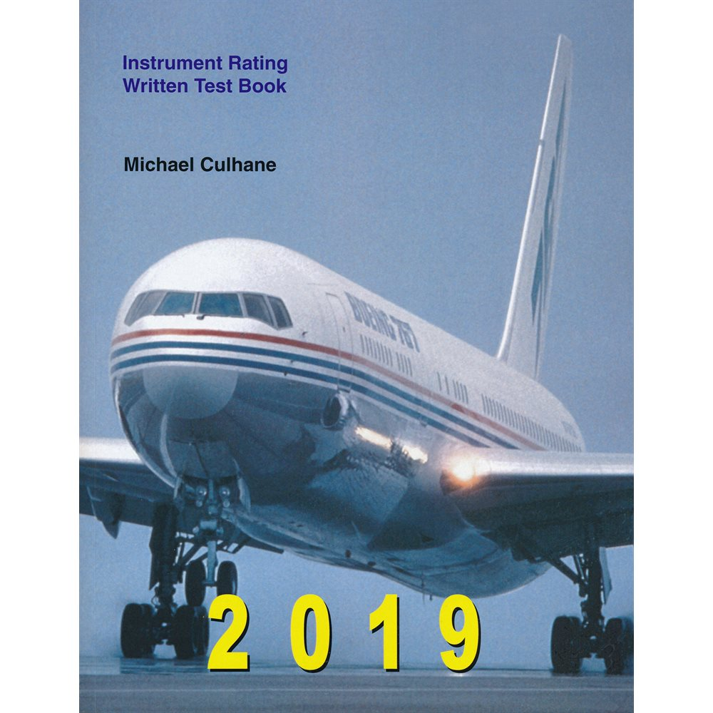 Culhane Instrument Rating Written Test Book