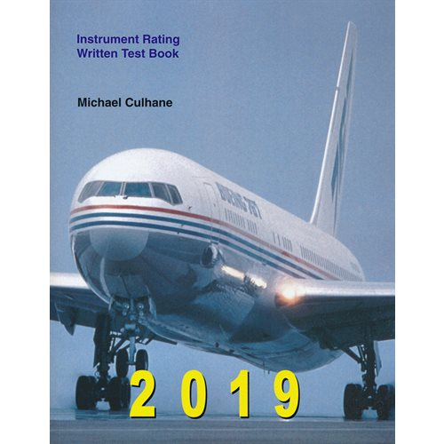 Culhane Instrument Rating Written Test Book