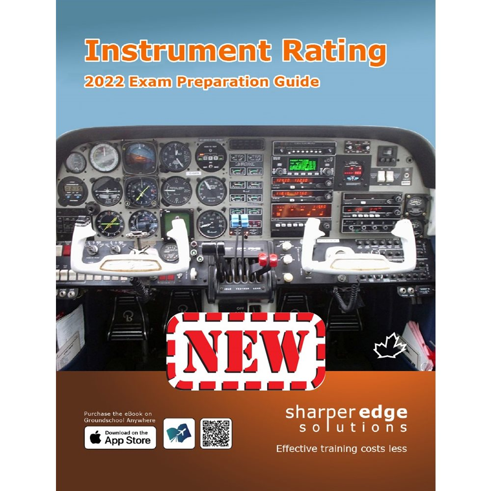 Instrument Rating Exam Prep Guide 2020 - SharperEdge