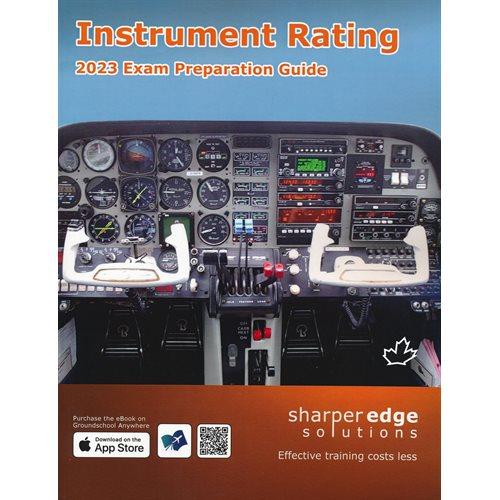 Instrument Rating Exam Prep Guide 2020 - SharperEdge