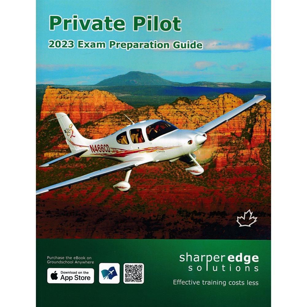 Private Pilot Exam Prep Guide - 2019