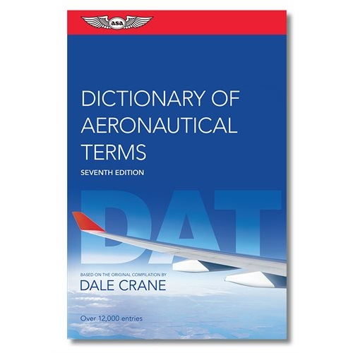 Dictionary of Aeronautical Terms - Fifth Edition