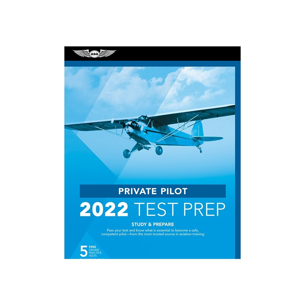 Private Pilot Test Prep 2020 - ASA