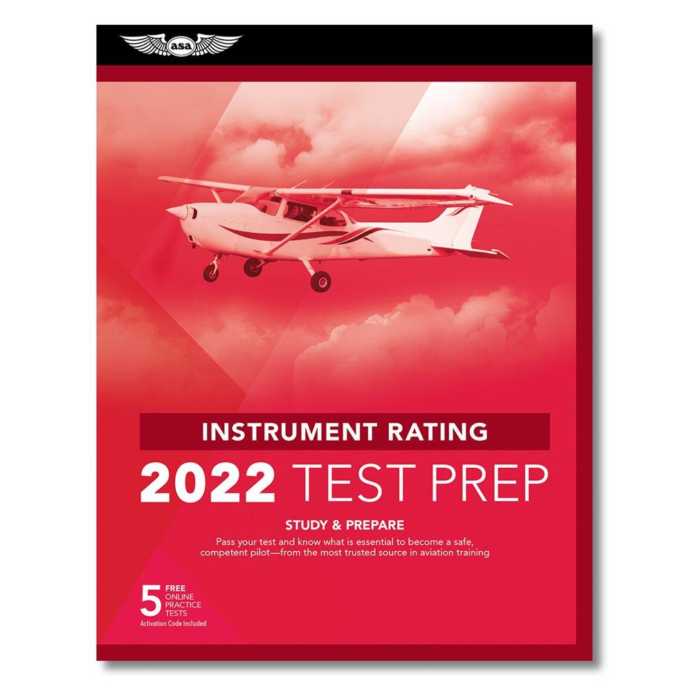 Instrument Rating Test Prep 2020 - ASA