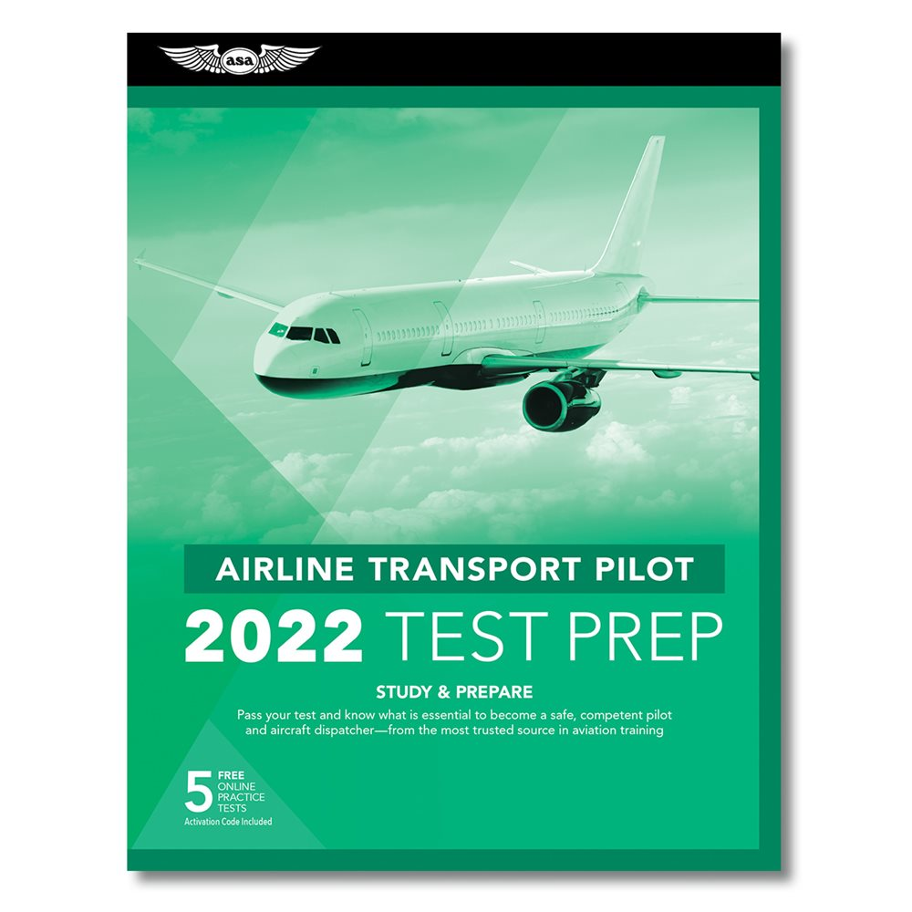 Airline Transport Pilot Test Prep 2020