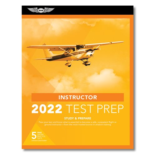 Flight Instructor Prep 2019