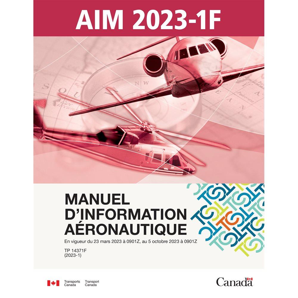 Manuel d'Information Aéronautique -AIM 2020 -1