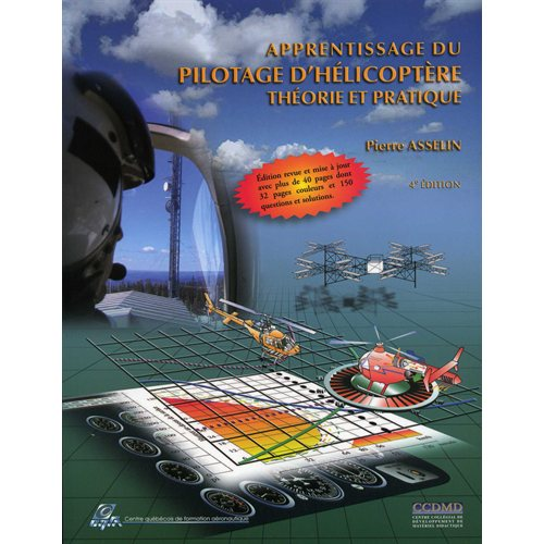 Apprentissage du pilotage d'hélicoptère
