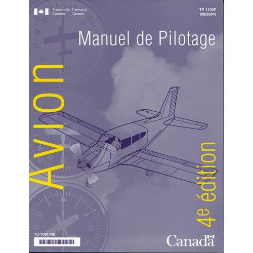 Manuel de Pilotage - Avion