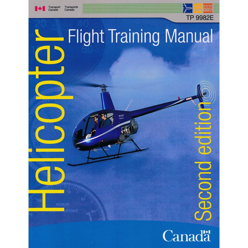 transport canada flight training manual