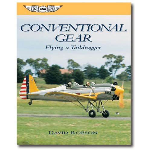 Conventional Gear: Flying a Taildragger - Clearance