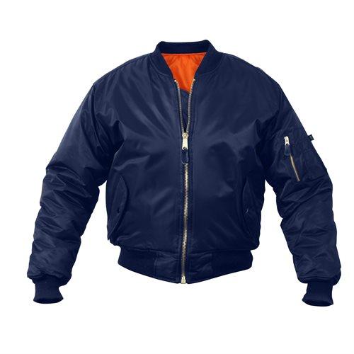 Flight Jacket Blue - Clearance