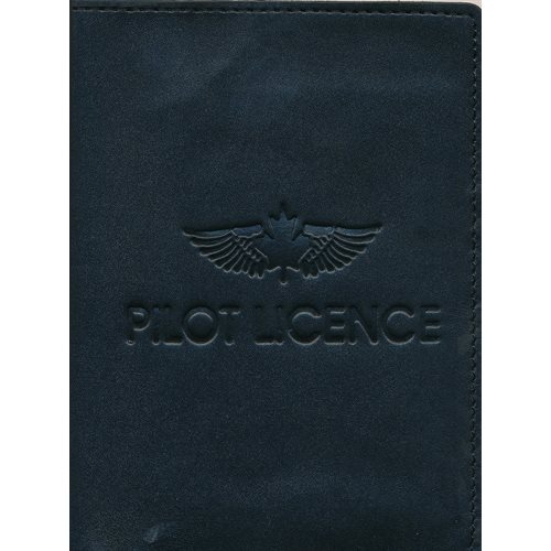 Pilot Licence Holder- Passport Format