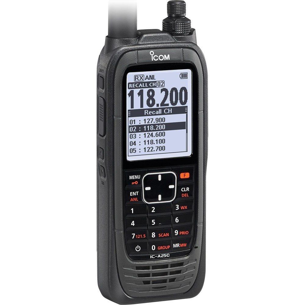 Icom A25C VHF Transceiver - COM