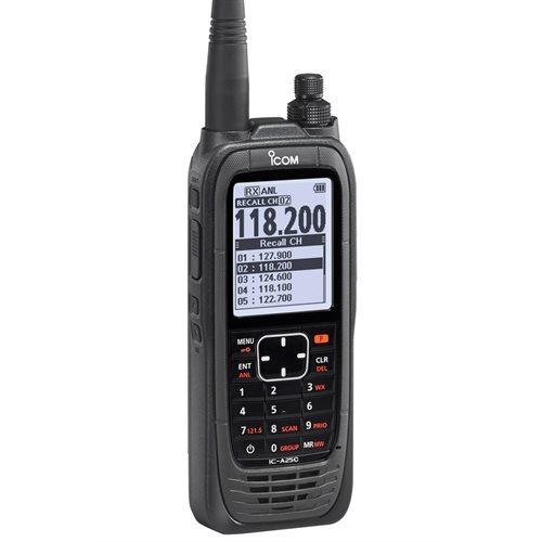 Icom IC-A25C Sport Version