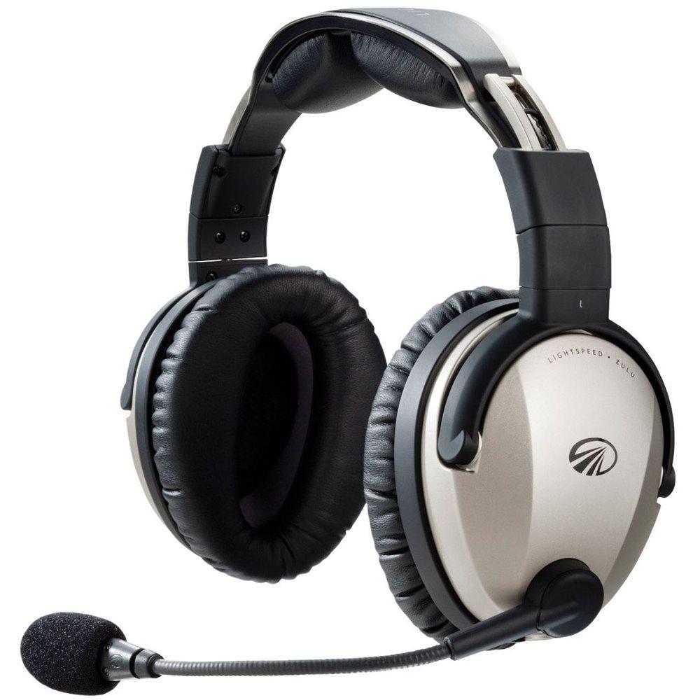 Lightspeed Zulu3 ANR Headset with Bluetooth