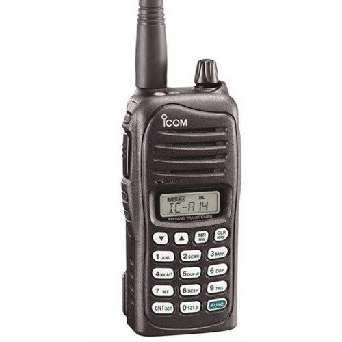 Icom A14 VHF transceiver