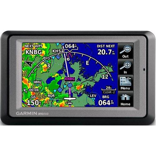 Garmin Aera 510 Touch Screen GPS