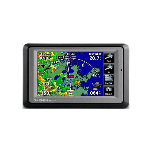 Garmin Aera 510 Touch Screen GPS Demo
