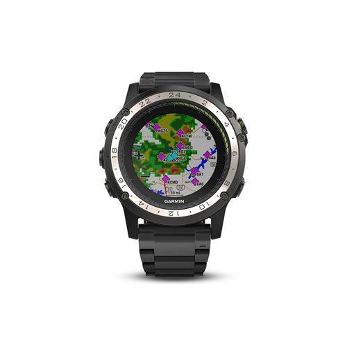 Garmin D2 Charlie Aviator Watch Titanium - Clearance