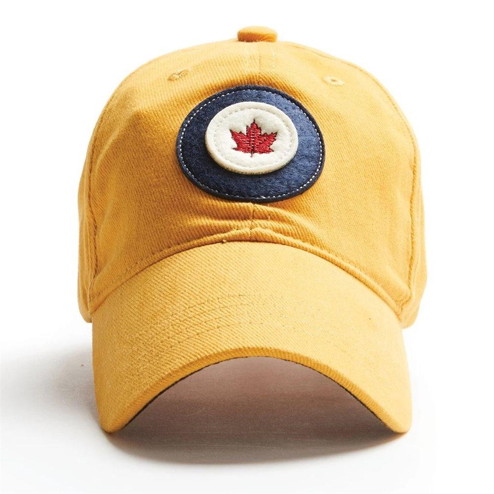 RCAF Cap - Burnt Yellow