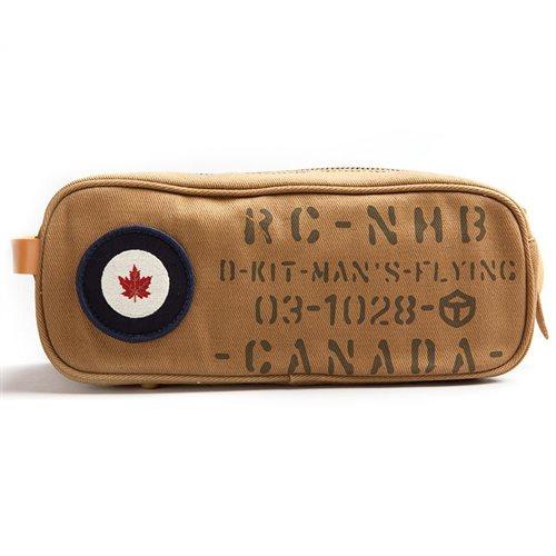 RCAF Toiletry Kit - Tan