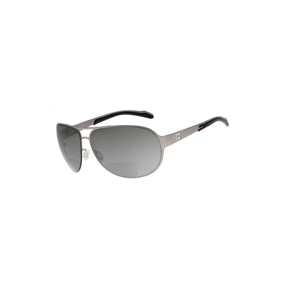 Dual AV2 Sunglasses Smoke, Reader  /  Magnification