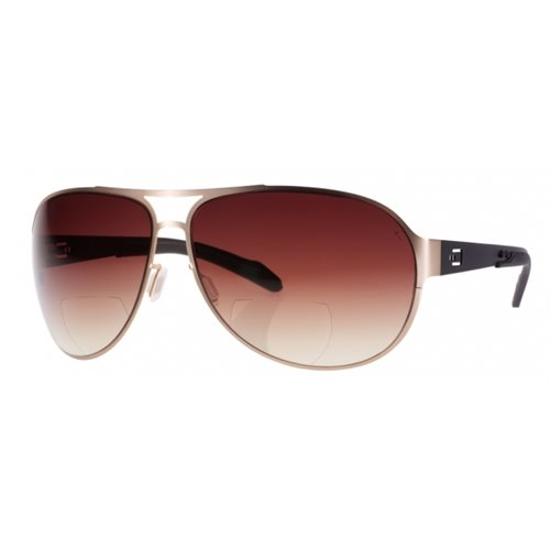 Dual AV2G Sunglasses Gold Edition+2.0