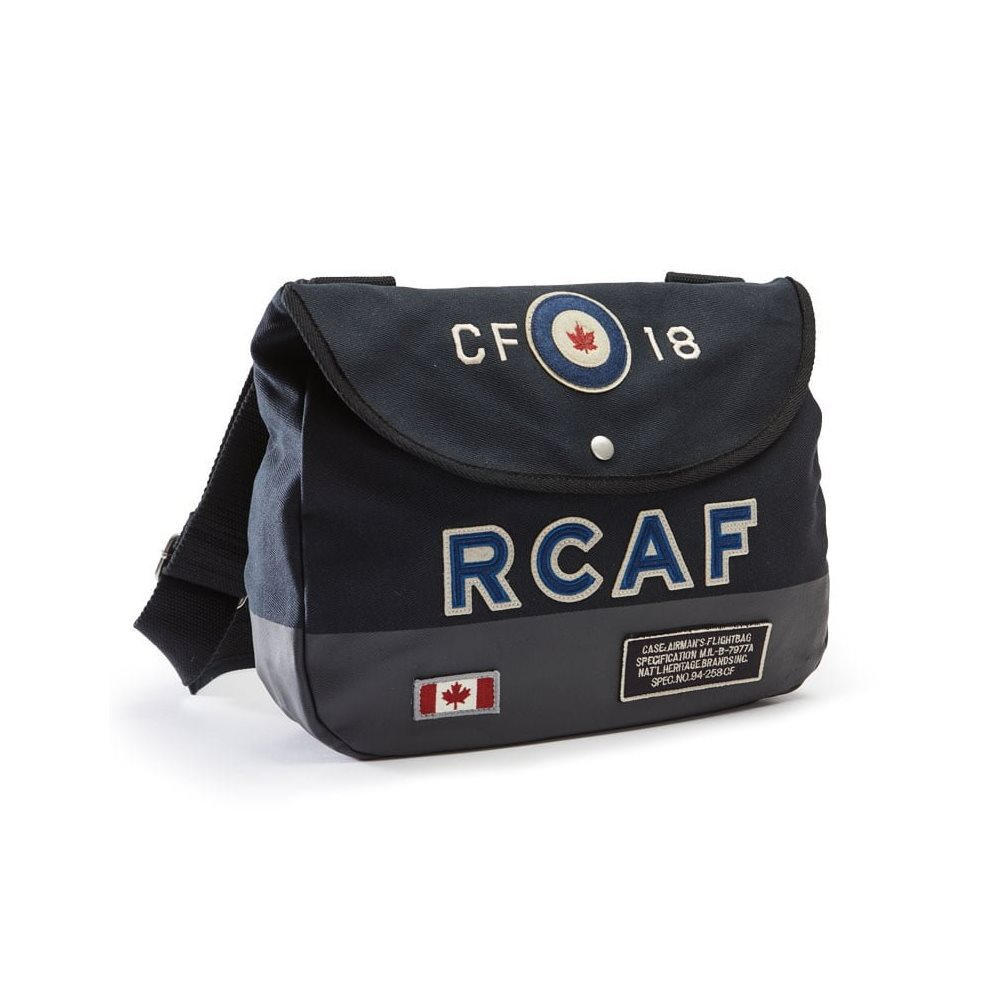 RCAF CF18 Shoulder Bag Navy