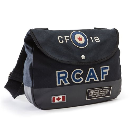 RCAF CF18 Shoulder Bag Navy - Clearance