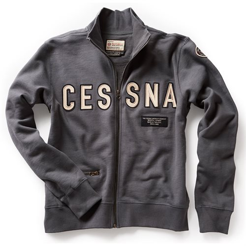 Cessna Full Zip Sweatshirt